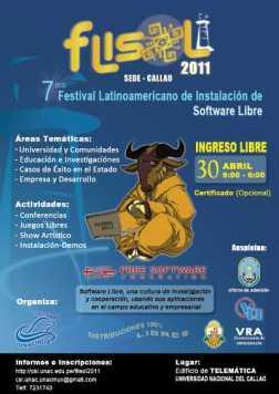 flisol2011 unac
