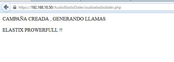 AudioElastixDialer-OK