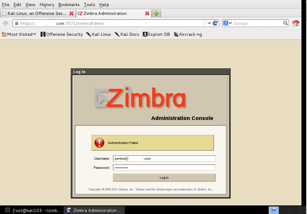 Explotando Vulnerabilidad en Zimbra | Juan Oliva