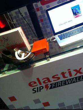 Elastix SIP Firewall