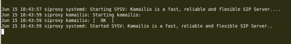kamailio